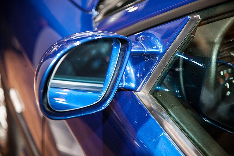 BMW 320i Clubsport, BMW M Aussenspiegel