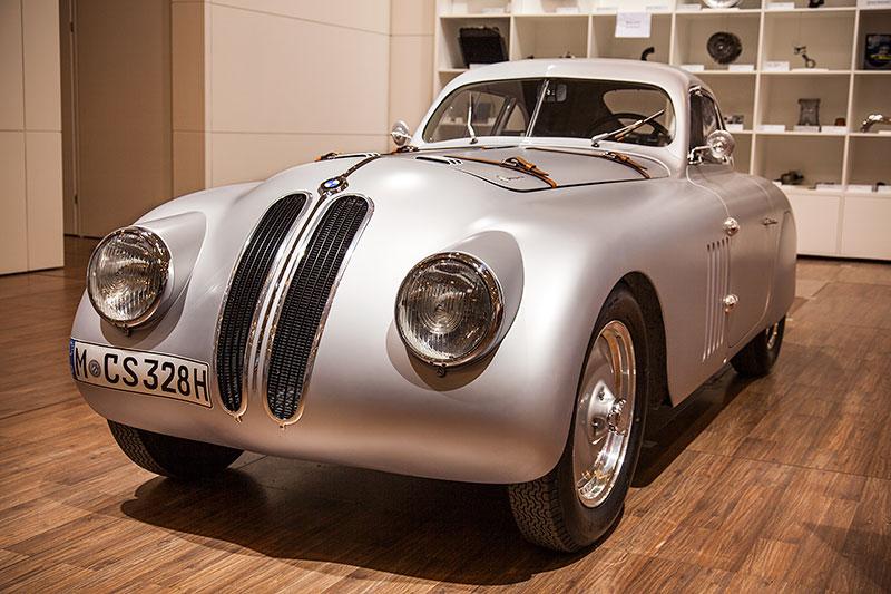 BMW 328 Touring Coupé, Baujahr 1939