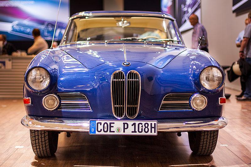 BMW 503 Coupé, Baujahr 1959, Stückzahl: 273