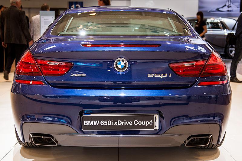 BMW 650i xDrive mit BMW M Paket, Techno Classica 2015