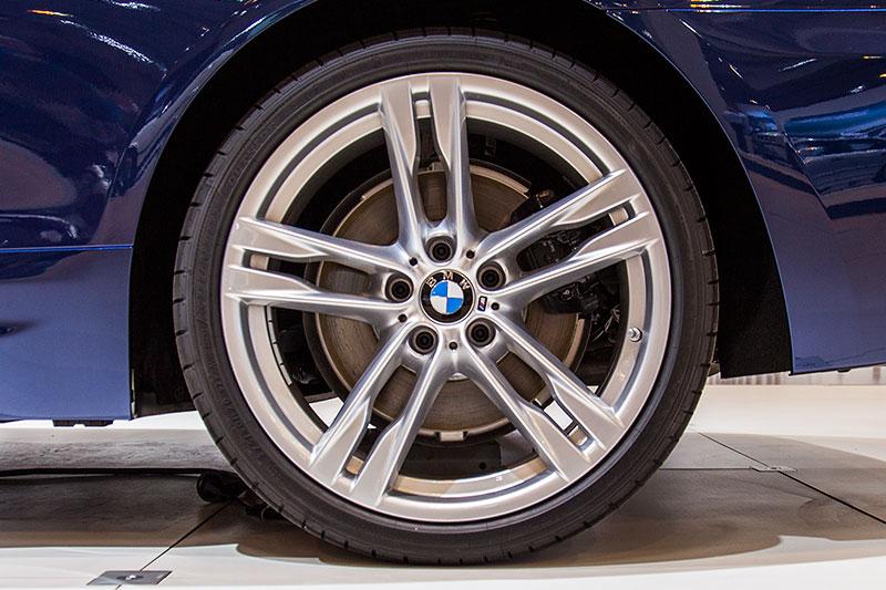 BMW 650i xDrive, BMW M Doppelspeiche