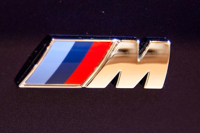 BMW 650i xDrive, seitliches BMW M Logo deutet auf das M-Paket hin
