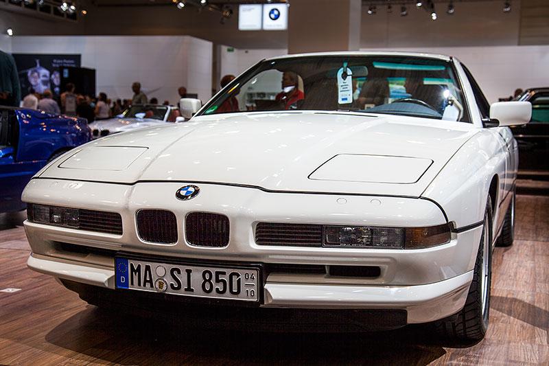 Foto BMW 850i Baujahr 1991 Stuckzahl 20072 Vergrossert