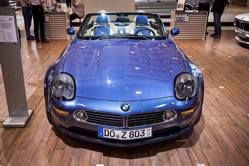 BMW Alpina Z8, ausgestellt vom BMW Z8 Club e.V.