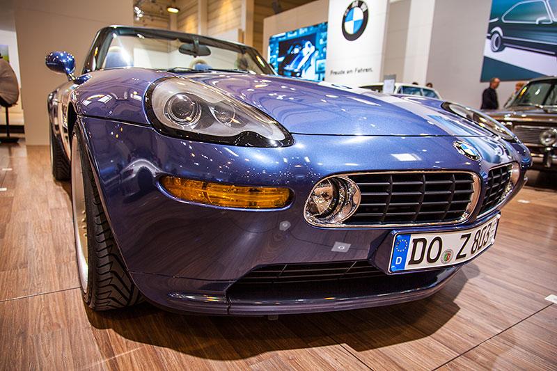 BMW Alpina Z8 mit Leistungsreduzierung ggü. dem BMW Z8 ab Werk