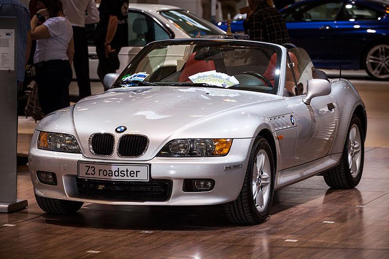 Der BMW Z3, hier ein Exemplar auf der TC 2015