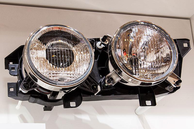 Doppelscheinwerfer für BMW 5er/7er (E32/E34)