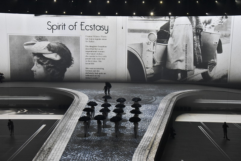 Centenary Event am 7. März 2016 in der Olympia Halle in München.