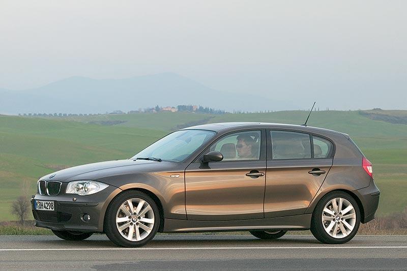 BMW 1er-Reihe, erste Generation (Modell E87)