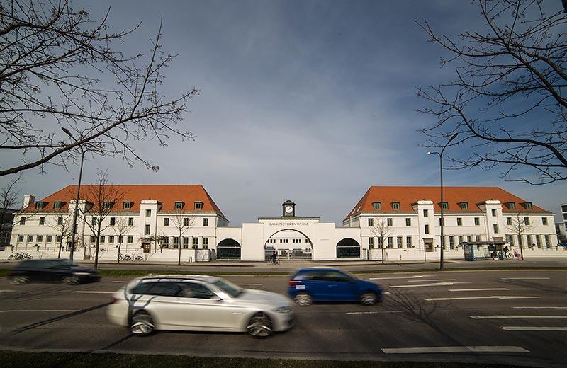 Die neue BMW Group Classic