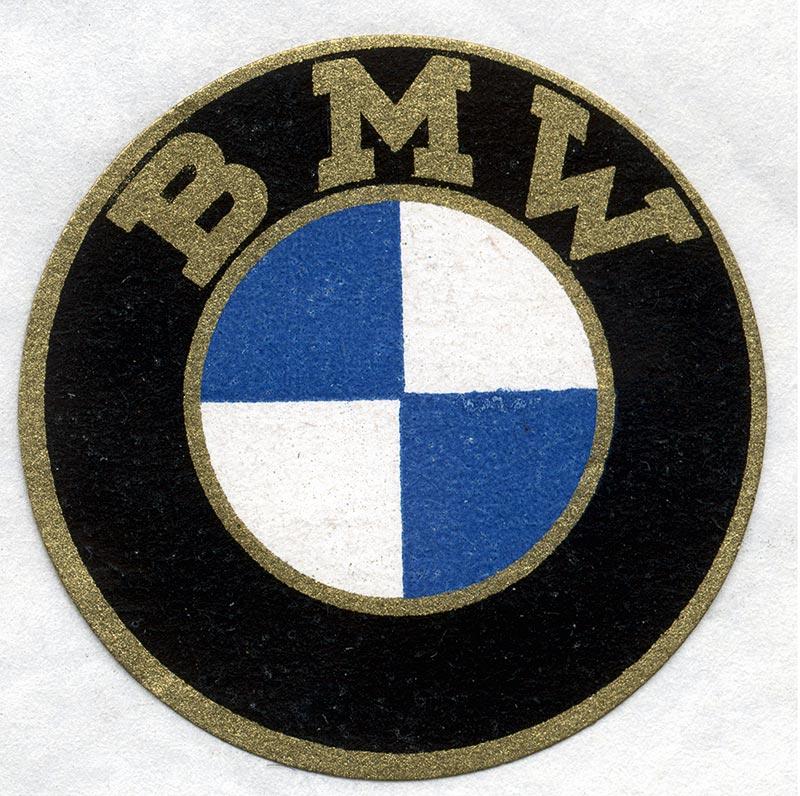 BMW Bildzeichen, 1917