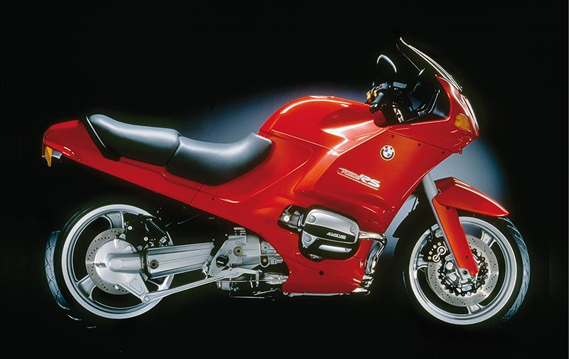 BMW R 1100 RS, 1993
