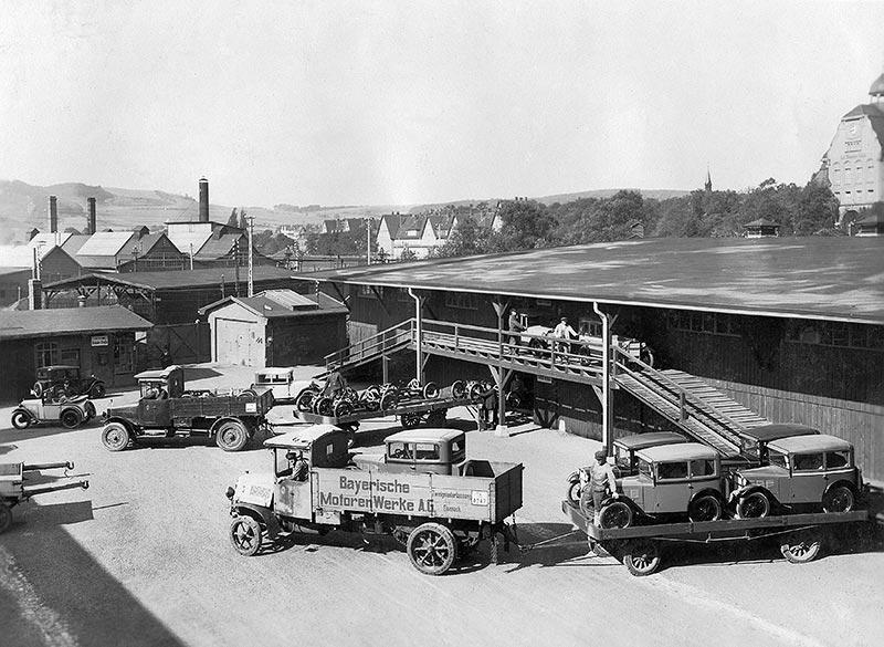 BMW Werk Eisenach, 1929