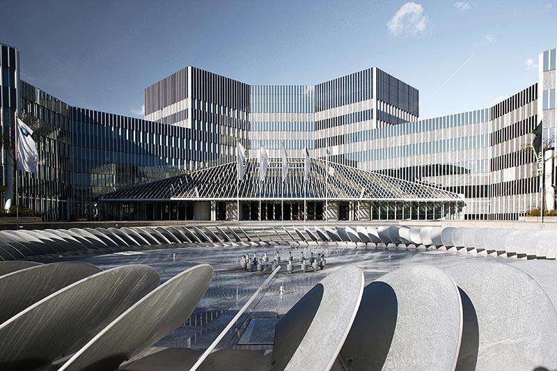 BMW Group Forschungs- und Innovationszentrum (FIZ), München