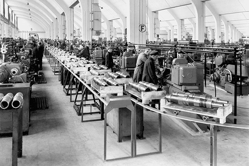 Zwangsarbeit bei BMW, 1942