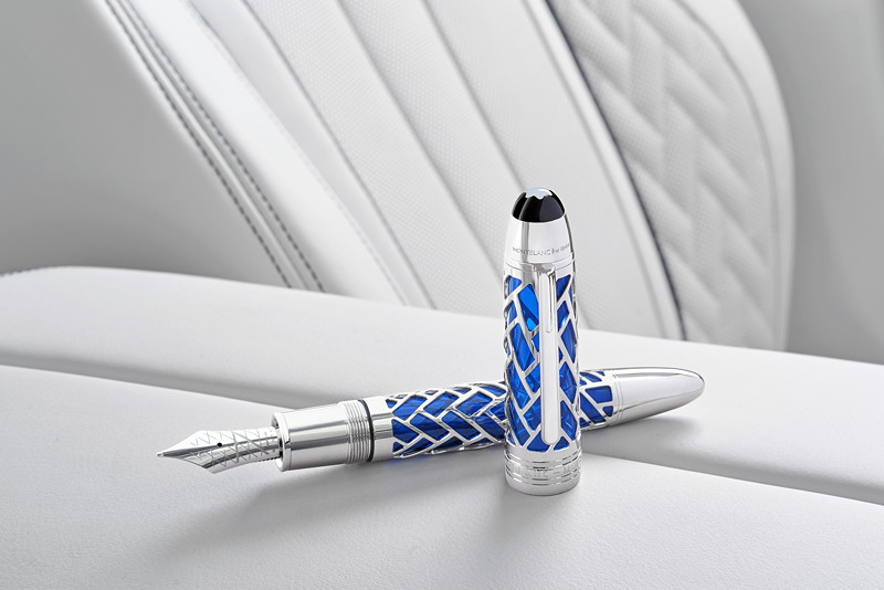 BMW Individual 7er THE NEXT 100 YEARS - 'Montblanc for BMW' Centennial Fountain Pen