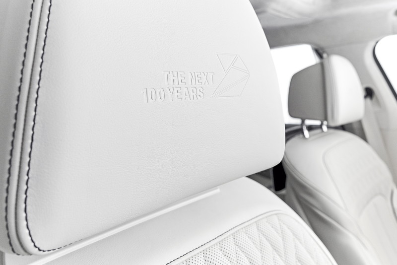 BMW Individual 7er THE NEXT 100 YEARS - Interieur