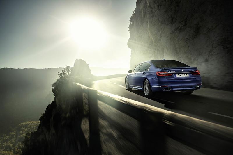 BMW Alpina B7 Langversion Allrad (G12)