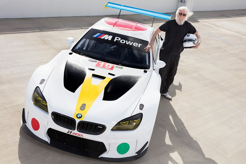 Das 19. BMW Art Car von John Baldessari