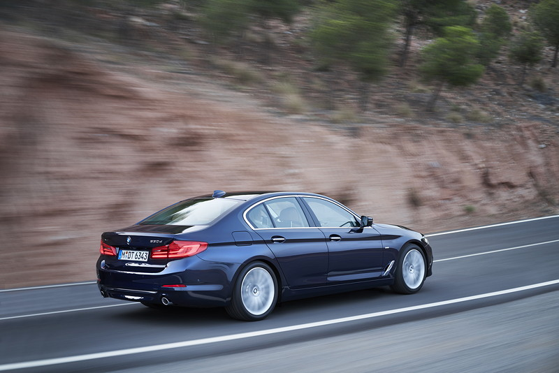 BMW 5er Limousine, Luxury Line