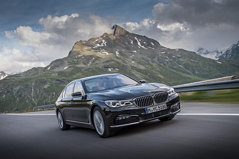 BMW 740Le xDrive iPerformance