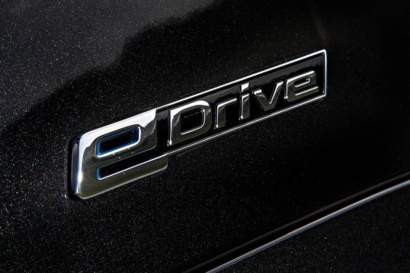 BMW 740Le xDrive iPerformance, eDrive Schriftzug