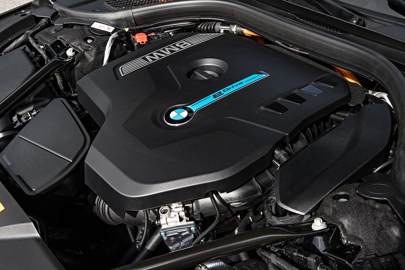 BMW 740Le xDrive iPerformance, 2.0 Liter 4-Zylinder Reihenmotor