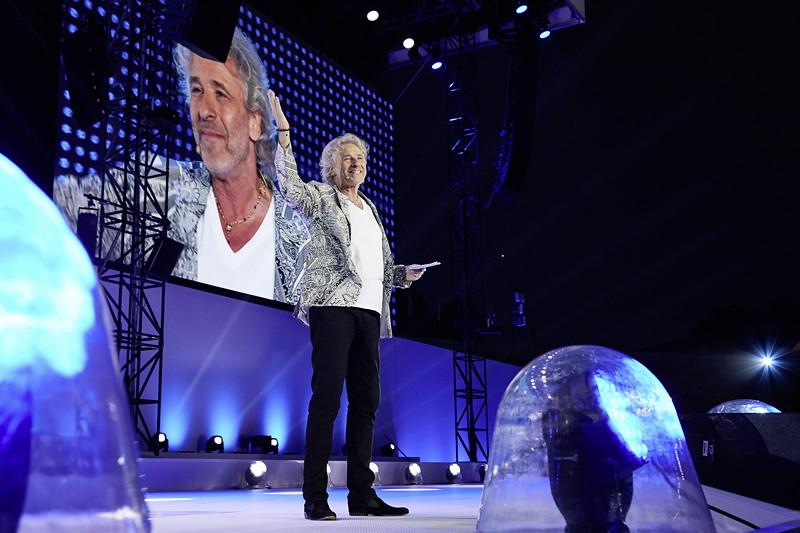 Der beliebte Showmaster Thomas Gottschalk moderiert die BMW Festival Night.