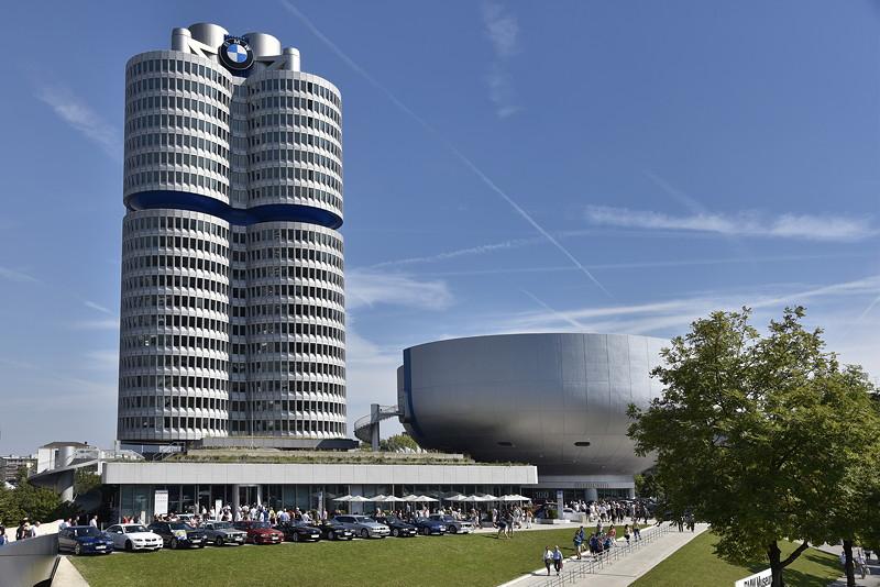 BMW Museum: 100 Meisterstücke aus 100 Jahren BMW.