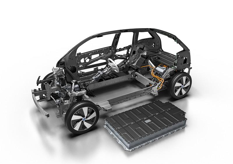 BMW i3 (94 Ah), Batterie nun mit 94 Ah