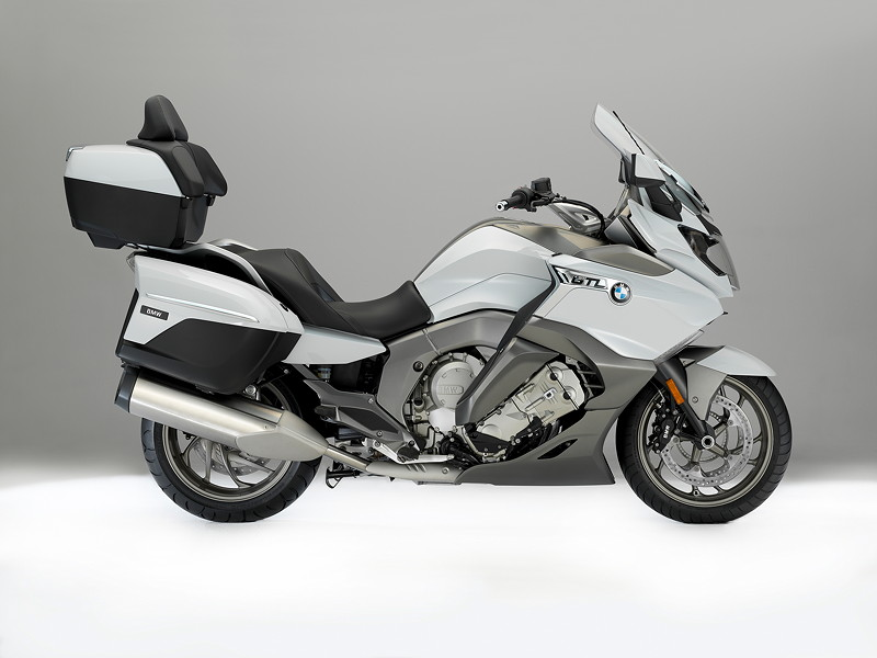 BMW K 1600 GTL, Lightwhite uni