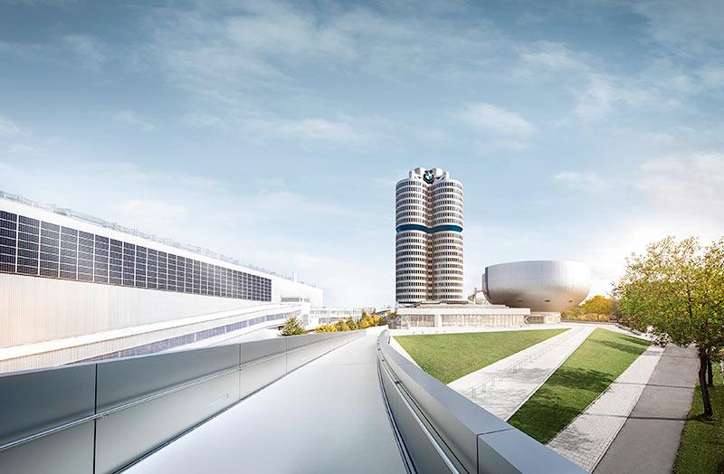 BMW Group Hochhaus/Konzernzentrale