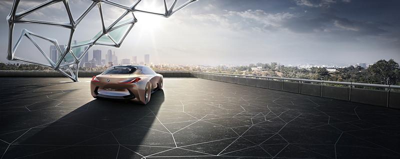BMW VISION NEXT 100, Artwork