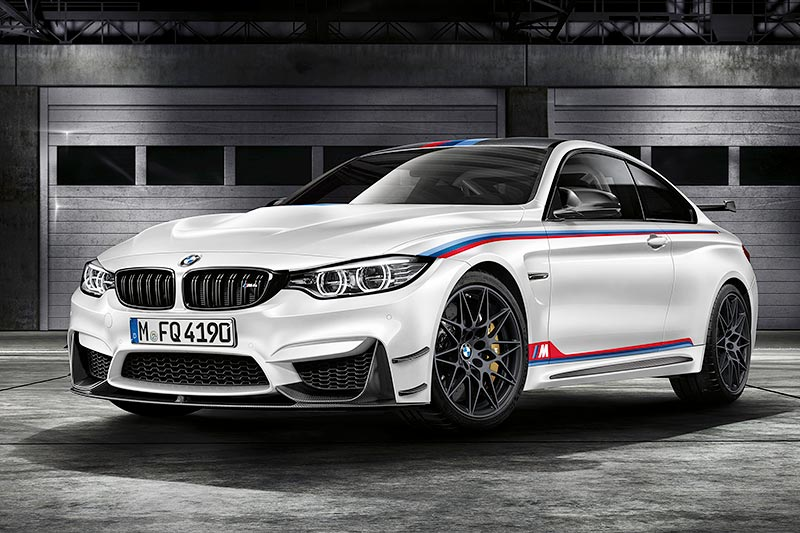 Die BMW M4 DTM Champion Edition