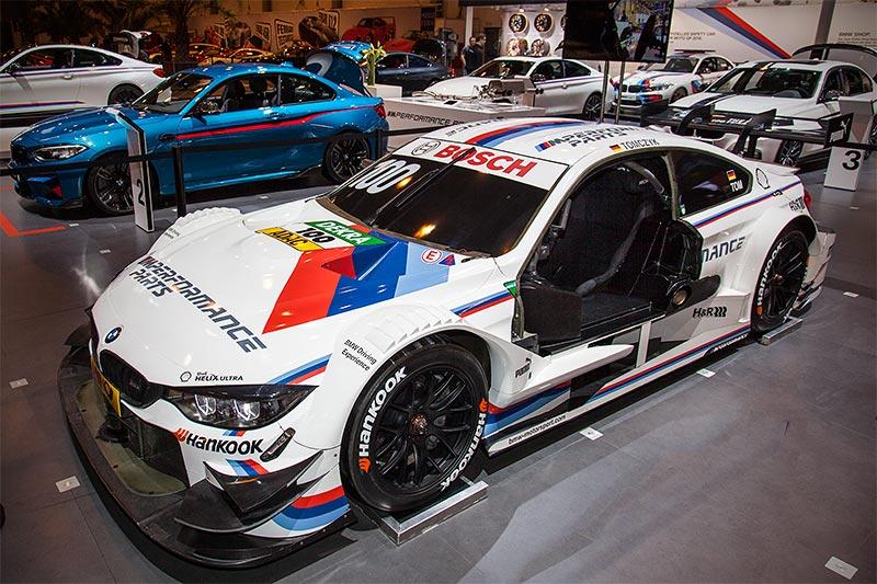 BMW Fahrsimulator auf der Essen Motor Show