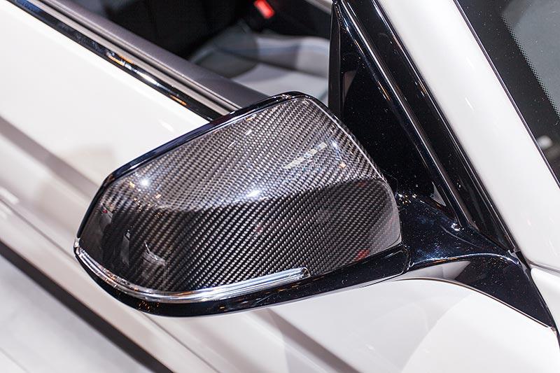 BMW M240i Cabrio (F23), Außenspiegelkappen Carbon links/rechtsfür 596 Euro