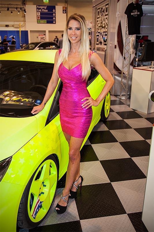 Cars und Girls, Essen Motor Show 2016