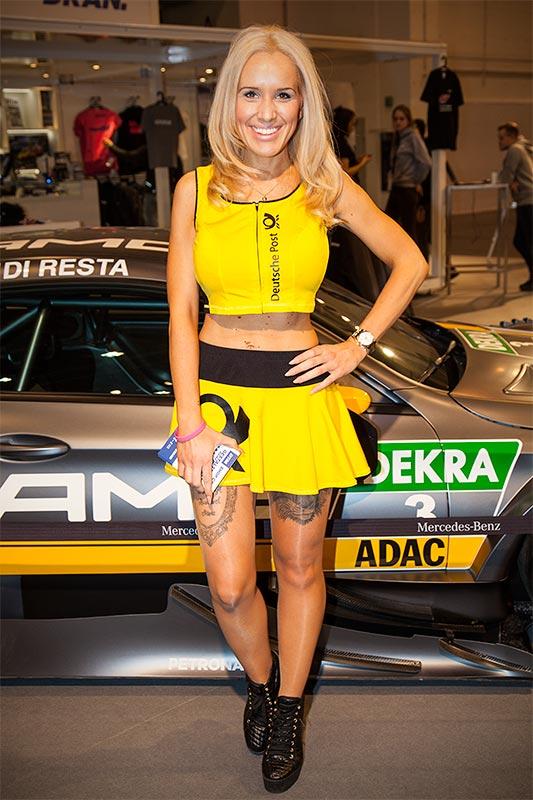 Cars und Girls, DTM-Ausstellung