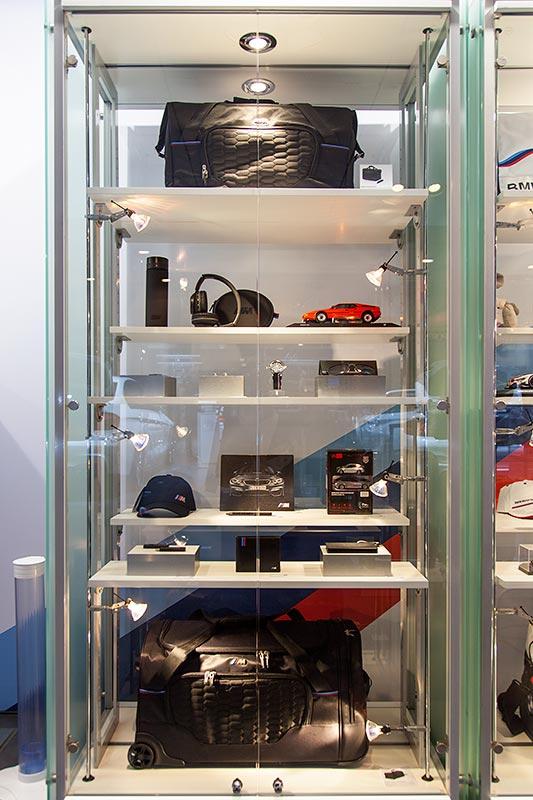 BMW Merchandising Artikel, Essen Motor Show