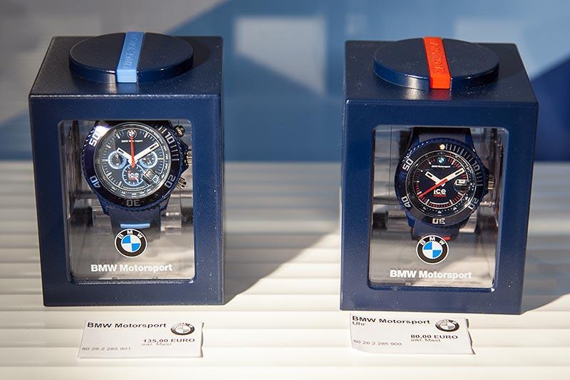 BMW Uhren