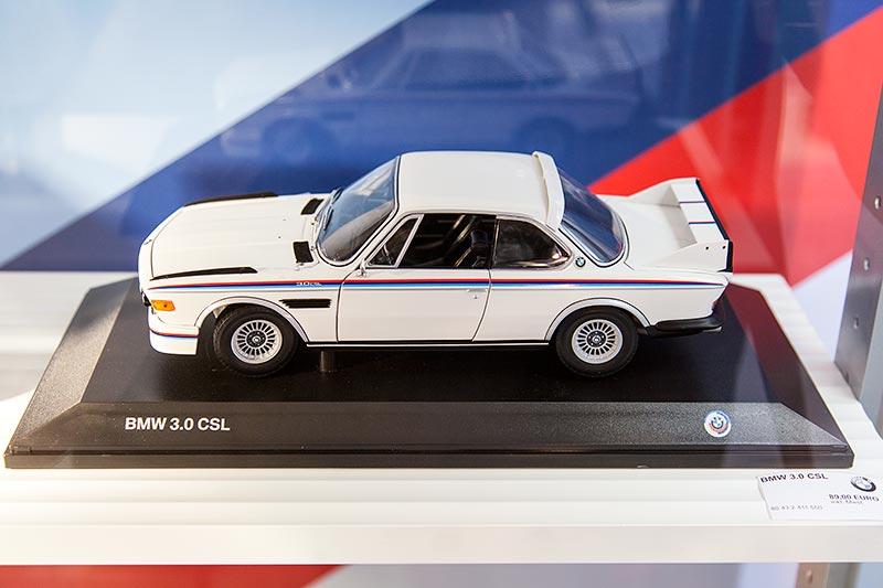 BMW 3.0 CSL als Modell, Essen Motor Show