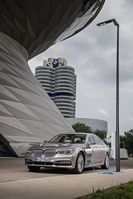 BMW 740Le xDrive ePerformance