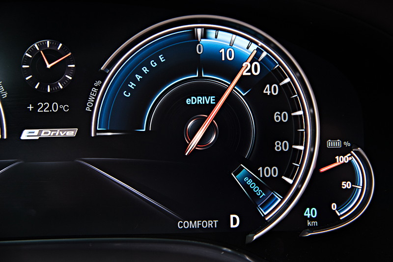 BMW 740Le xDrive ePerformance