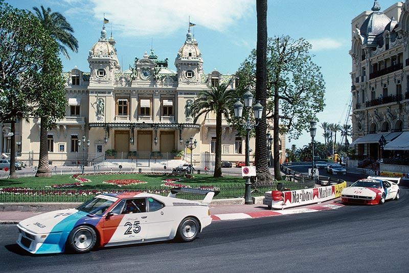 BMW M1 Procar in Monte Carlo 1979 Depailler