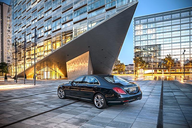 Mercedes S 500 e Plug-In-Hybrid