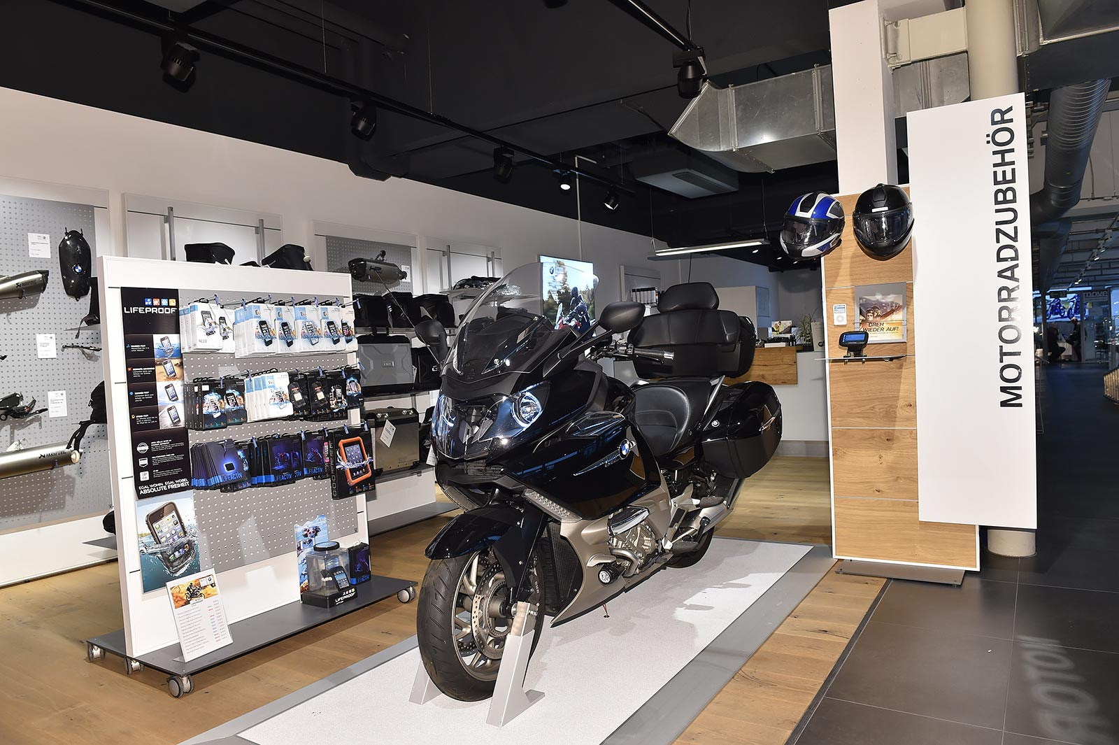 Bmw Motorrad Zentrum Düsseldorf Motorrad Bild Idee