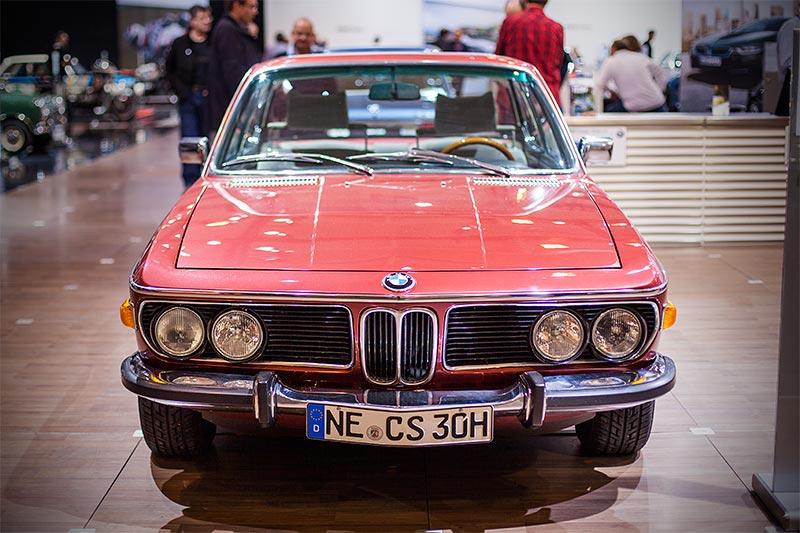 BMW 3.0 CS, Baujahr 1975, Stückzahl: 11.063