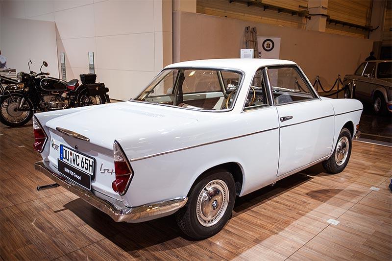BMW 700, Baujahr 1963, Stückzahl: 19.896