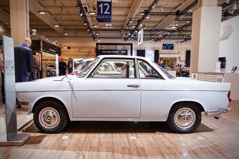 BMW 700, ehemaliger Neupreis: 5.300 DM