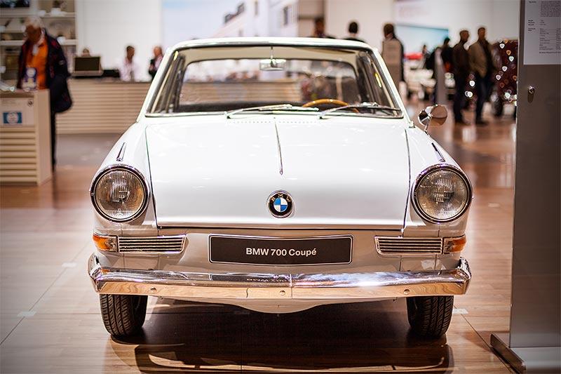 BMW 700, der 'Retter', sein Erfolg rettete BMW einst